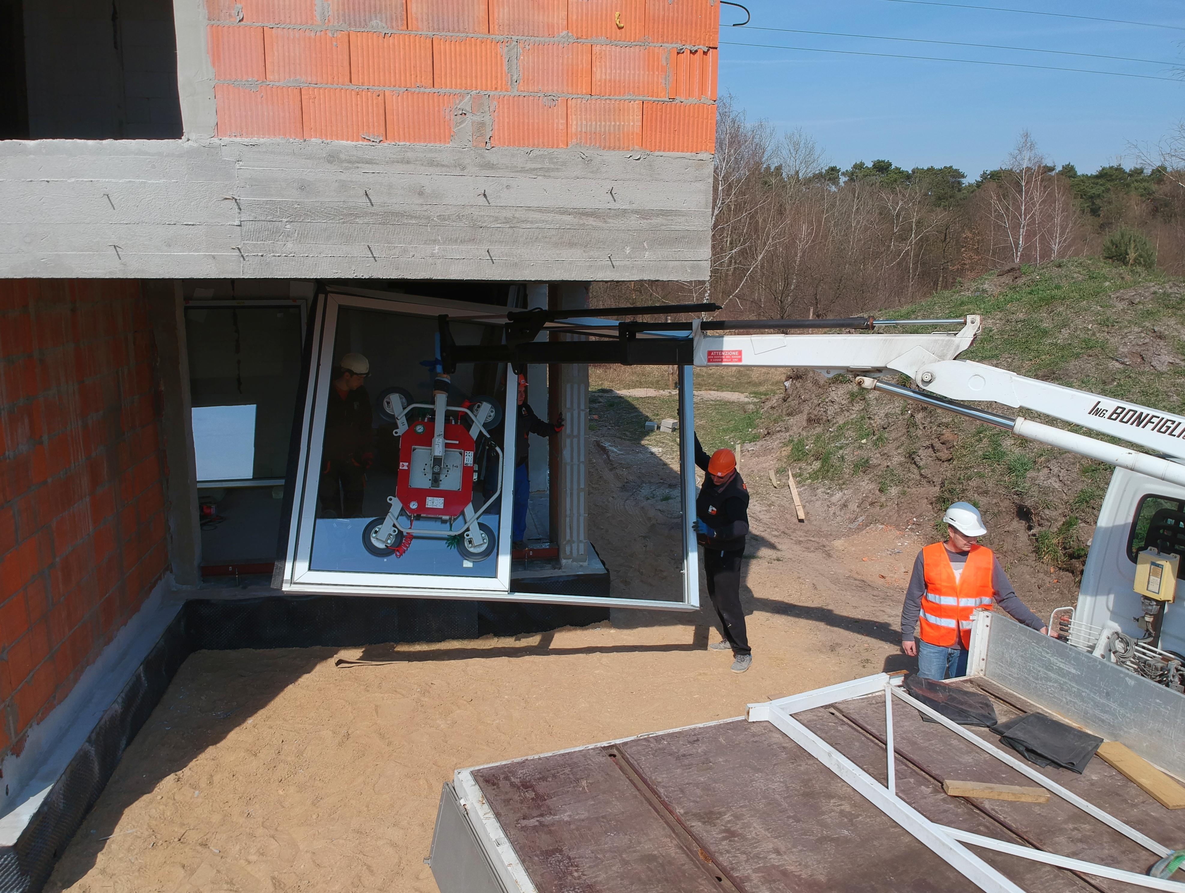 montaż okna ms Łódź